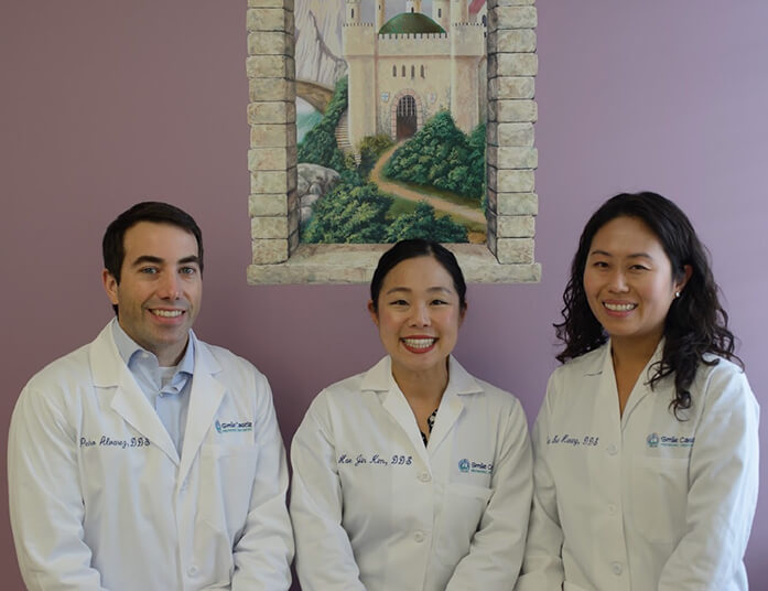 The Pediatric Dentists at Smile Castle in California, MD