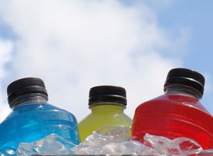 Sports Drinks - Pediatric Dentist in California, MD
