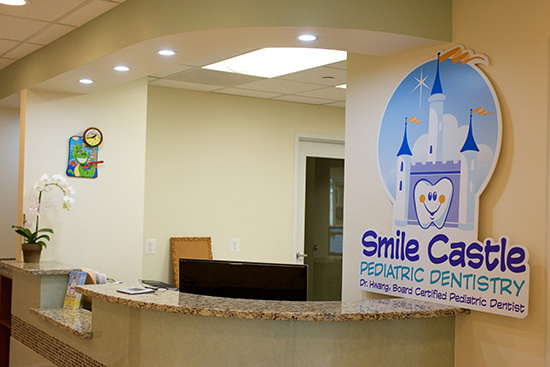 Office photo for Pediatric dentist Dr. Eun Sun Hwang